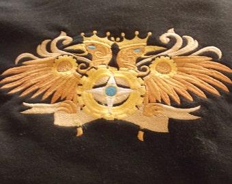 Steampunk Double Eagle Sweatshirt
