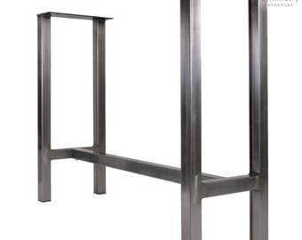 Merveilleux Steel Table Base | Etsy