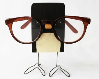 Bird Lovers Eyeglass Stand / Glasses Holder A Perfect Gift For Bird Lovers