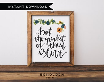 Digital Download, Gift for her, For her, Mom gift, Mom, Bible verse, Scripture Printable, Mom gifts, Christian Printable, Wall decor