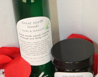 Great North Woods Hand and Body Cream