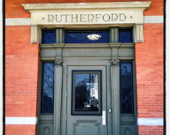 Rutherford - Train Station Coaster