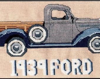 1939 Ford Pickup--LB98091