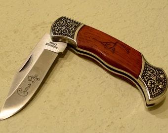 Circus Life Knife - rosewood