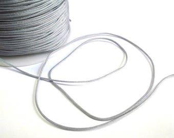 5 m thread gray nylon 1 mm