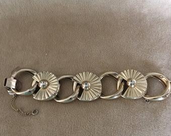 MARINO Silver-tone Bracelet 60s