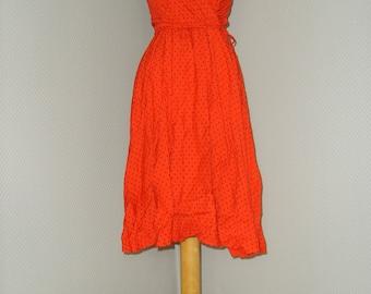 70s Terri Juniors California Dress