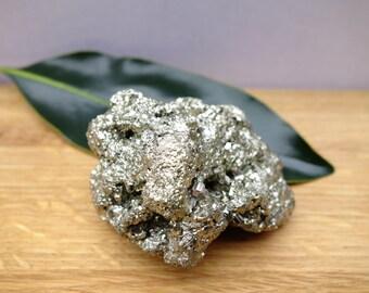 Pyrite Cluster - 177 grams - Crystal - Crystals