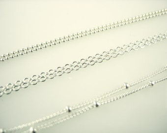 Add On Chain - Sterling Silver