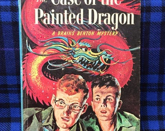 The Case of the Painted Dragon. A Brain's Benton Mystery - 1961