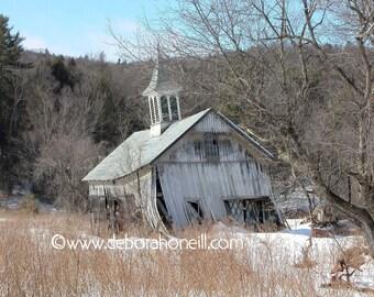 """Barn Photography """"Yankee Barn"""""""