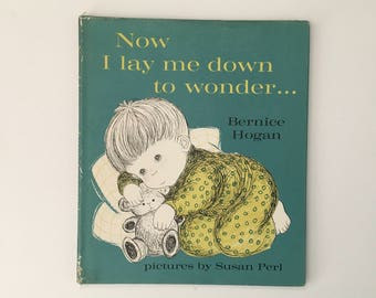 1961 Now I Lay Me Down to Wonder Book