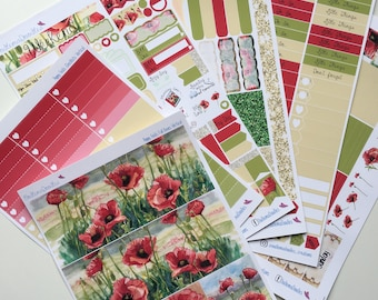 Poppy Fields Weekly Kit