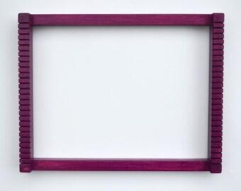 Purple Weaving Loom - 2nds Sale