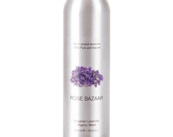 Bulgarian Organic Lavender Water 10.14 fl.oz/ 300 ml