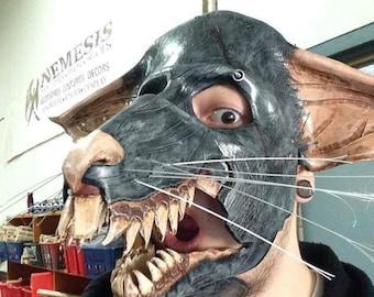 The skaven mask
