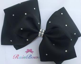 Large boutique sparkle bow