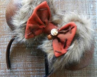 Wicket Ewok Inspired Ears