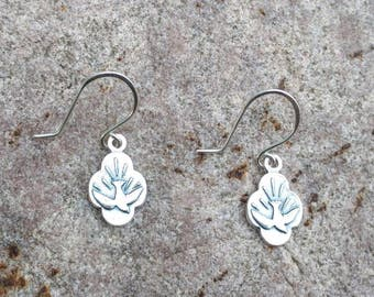 Holy Spirit earrings~FREE SHIPPING!
