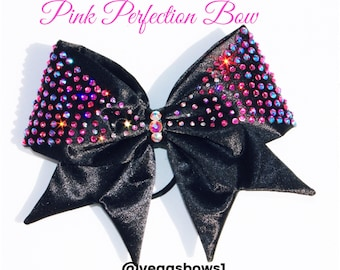 Pink Perfection Bow