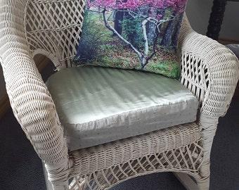 Pillow - Redbud Tree - Fantasy in Pink #1