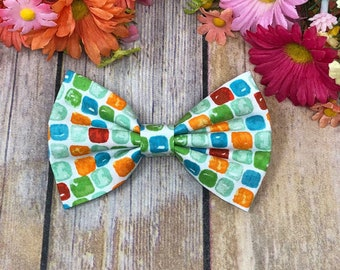 Square Blocks- 3 inch, 4 inch, Pigtails