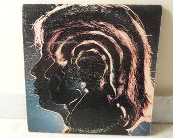 Vintage 1971 LP Record The Rolling Stones Hot Rocks 1964-1971 Good Condition 14715