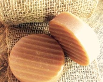SOLID SHAMPOO Chamomile, Lemon & Honey ~ VEGAN ~