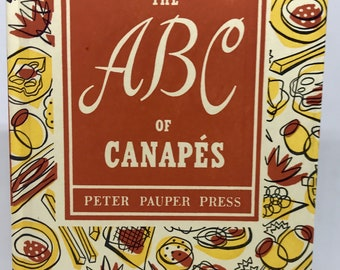 The ABC of Canapés