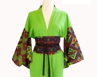 Chlorophylle  Love Kimono
