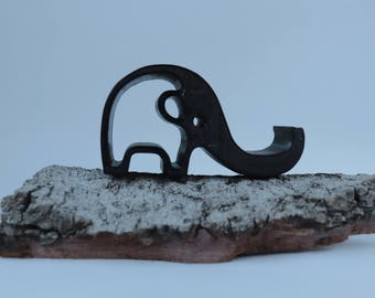 Elephant Phone Stand, Phone Holder 'V3' Many Colors