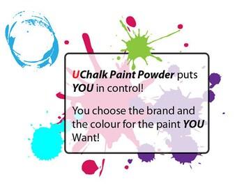 Chalk Paint Powder