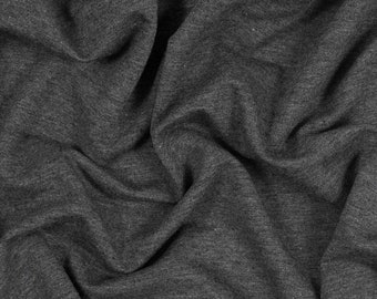 Heather Grey Fabric