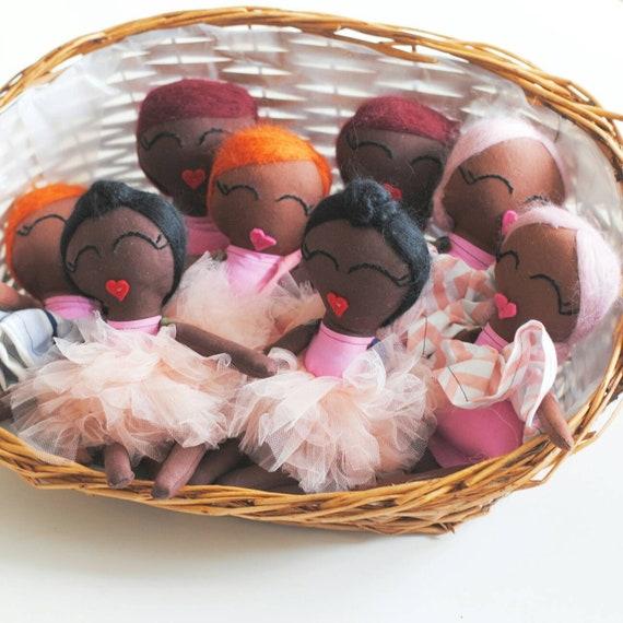 Fela and Friends Handmade dolls-Mini Dolls