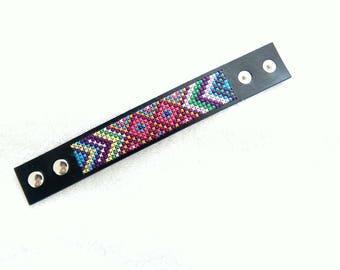 Cross stitch Kit bracelet