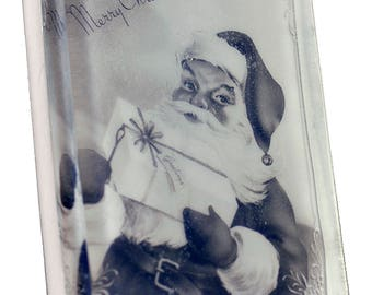 Vintage Santa Merry Christmas To All 4 oz. bath bar