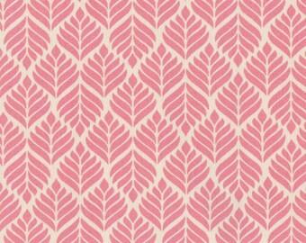 fabric, Scandinavian, geometric in design, 5 metre lengths