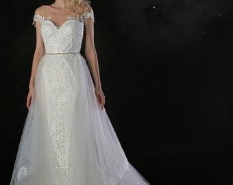 Caprice wedding dress