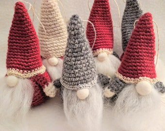 Christmas Gnome Ornament