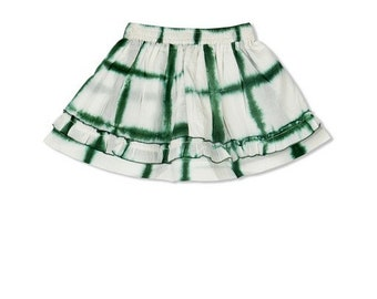 CHANDAMAMA  Advika Green Skirt