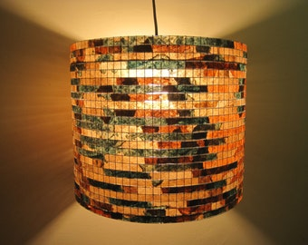 Pendant Light Chandelier Lighting Ceiling Lighting Hanging Light Pendant Lamp Lampada Coffee Filter Art