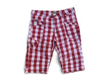 Men's Shorts //  PLAID SUMMER SHORTS  Festival Shorts Summer Shorts Bphp Shorts Beach Shorts Sport Shorts Menswear Mens fashion, Size M