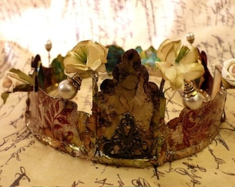 GUINEVERE , THE CROWN