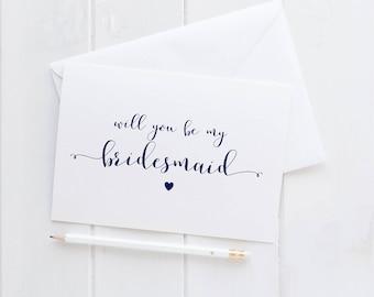 Will You Be My Bridesmaid Card. Wedding Card For Bridesmaid. Bridesmaid Wedding Card. Bridal Party Cards. Cards For Wedding. Wedding Cards.