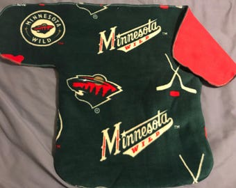 MN Wild BabyRoo CarSeat Pouch- size XL