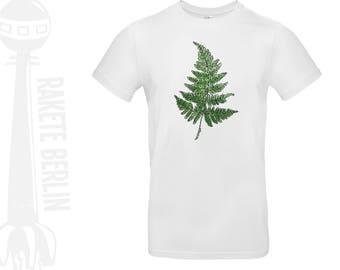 T-Shirt 'fern leaf'