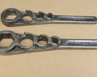 Reduced! Pair of Specialty Wrenches