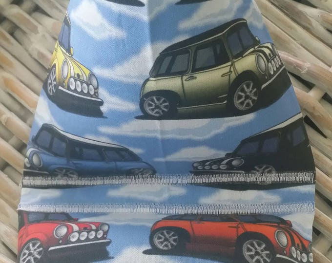 Gadget Bags-Cell Phone Pillows-Fun Collection (Mini Coopers)