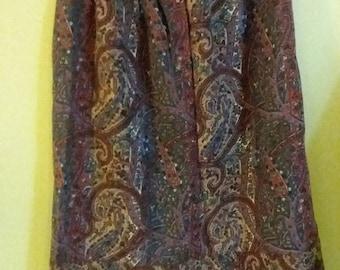 Home made vintage skirt