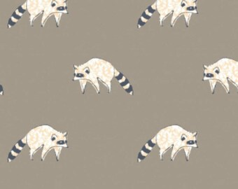 Dear Stella - For Fox Sake Collection - Racoons in Funghi